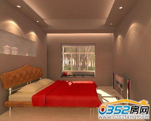 传统欧式风格卧室效果