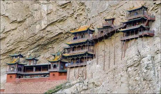 1982年,恒山以山西恒山风景名胜区的名义,被国务院批准列入第一批国家