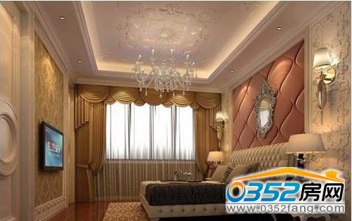 贝克汉姆欧式豪宅卧室