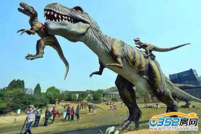 恐龙世界参考图图片