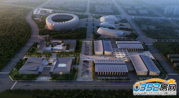 市国际会展中心建筑概念设计方案出炉啦