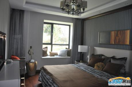 D3样板间户型卧室图