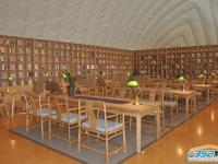售楼部图书馆
