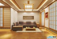 日式风格装修效果图