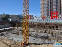 2017.8.24金港园1#工程进度