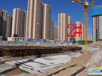 2017.8.24金港园2#工程进度