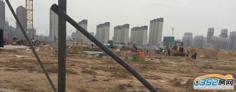 大同碧桂园9.1最新工程进度