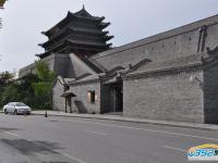 紫云华城周边环境——古城一角