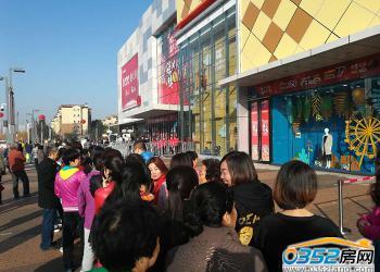 不负百万民众期待 万达广场今日盛大开业!