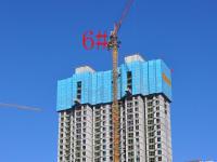 11.3碧水云天·新河湾6号楼工程进度