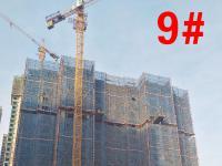 2017.11.30日9#建至十六层