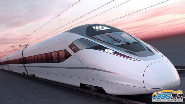又一条高铁经过大同 设计速度为350公里/小时