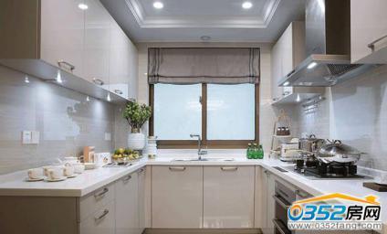 厨房内部装修色彩风水好坏会直接影响你的食欲