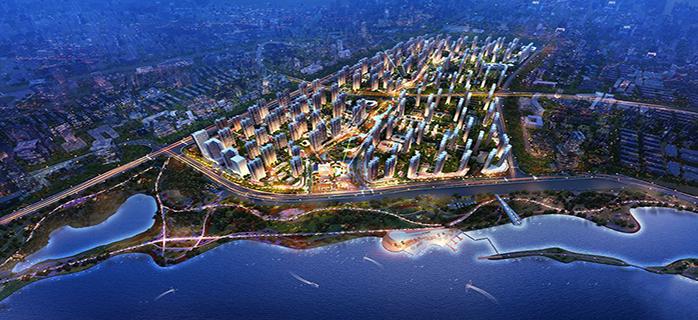 千亿投资催生文瀛湖片区 成为御东发展新中心