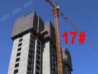 2018.5.25日17#建至21层