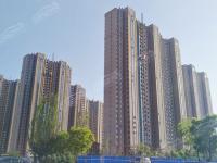 星港城一期实景图