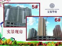 5.17文锦华府5号楼和6号楼实景
