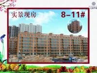 5.17文锦华府8到11号楼实景