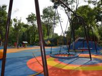 儿童乐园实景图