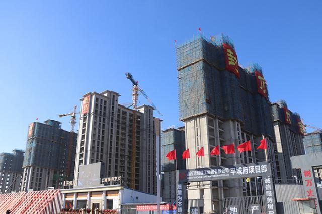 建龙·鑫红苑交付在即 建龙·平城府更值得期待