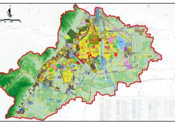 《大同市中心城区城市空间综合研究》批前公示