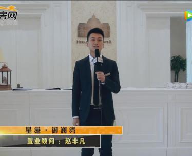 纯法式墅质大宅—星港·御澜湾沙盘讲解视频