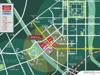枫林逸景二期区位图