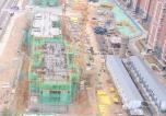 金水北源4月9日最新工程进度 还不快来看一看