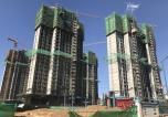 富力·珑悦湾工程进展迅速 已有部分楼栋封顶