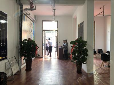 绿地璀璨天城新售楼部内部实景图