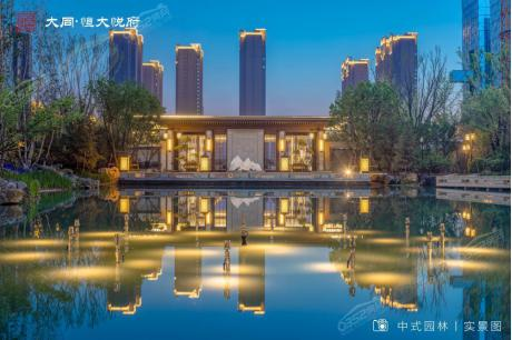 中式园林|实拍图