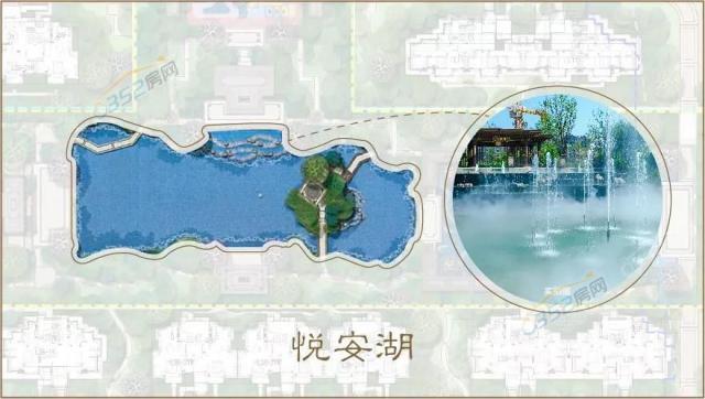 最美园林 一心两轴三园十二景 中式园林典范