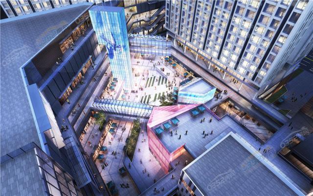 太和汇城市广场效果图