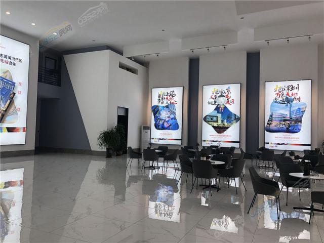 太和汇城市广场售楼部实景图