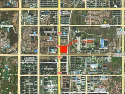 花鹿湾卫星地图