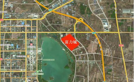 富力城微信地图