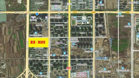 项目卫星地图
