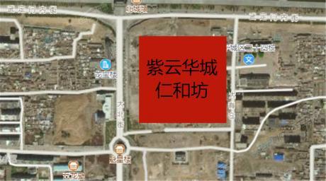 紫云华城卫星图