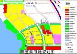 文瀛湖片区多地块控规调整 新增两宗学校用地