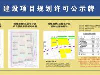 悦城丽景A区规划图