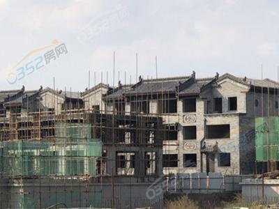 紫云华城10.14实景图