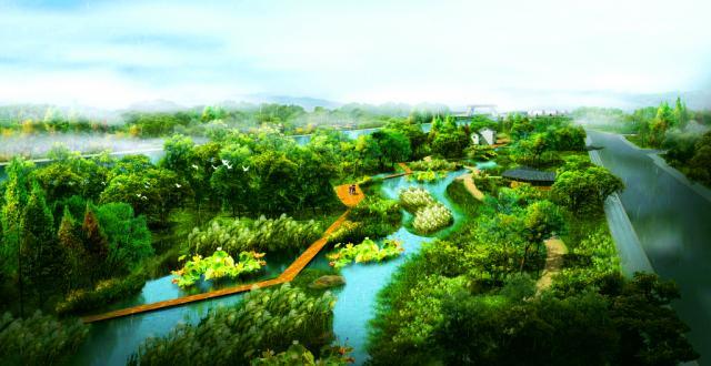 十里河效果图1