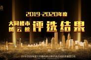 2019-2020年度亚搏体育苹果下载中心楼市风云榜亚搏体育苹果下载地址评选结果出炉