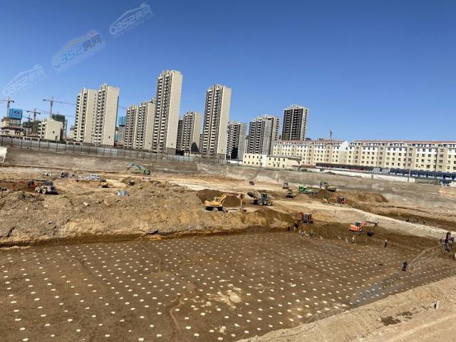 太和汇城市广场4.2工程进度