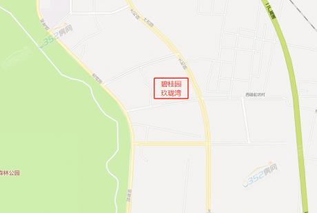 碧桂园玖珑湾区位图