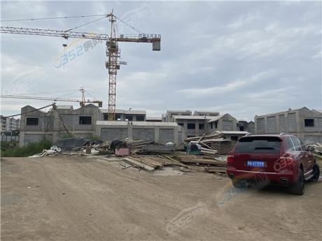 紫云华城2020.8.10工程进度