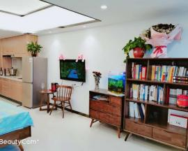 铂蓝郡公寓1室1厅1卫 40㎡月租金2000元拎包入住包物业暖气