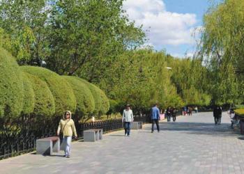 大同市新增20公里健身步道!快来看看都在哪