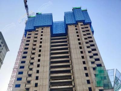 11月13日8#楼二次结构23层砌筑