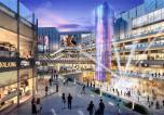 御东新晋城市商业综合体—百盛·太和汇城市广场